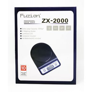 Fuzion Professional Digital Counter Scale ZX-2000