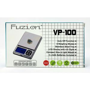 Fuzion VP-100 Digital Pocket Scale 100g x 0.01g