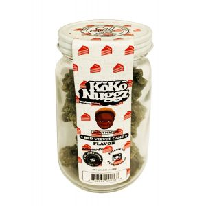 KoKo Nuggz Cali Sweets Chocolate Budz No Marijuana OR THC Non-Medicated