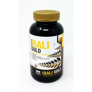 Bumble Bee Kratom Bali Gold Herbal Supplement 300 Caps