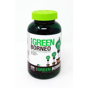 Bumble Bee Kratom Green Borneo Herbal Supplement 300 Caps