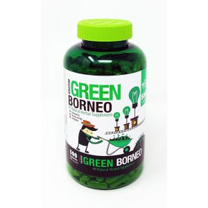Bumble Bee Kratom Green Borneo Herbal Supplement 500 Caps