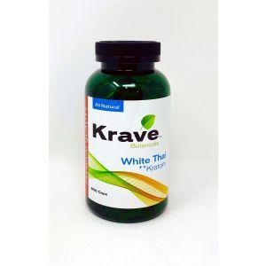 Krave Botanicals White Thai 300 Caps