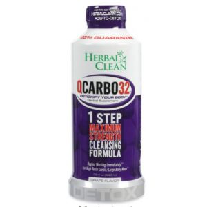 Q CARBO 32 One Step Grape Flavor