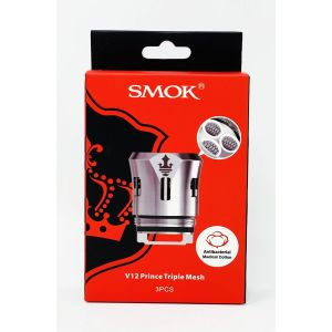 SMOK V12 Prince Triple Mesh 0.15ohm Coil Core 3 Pcs Pack