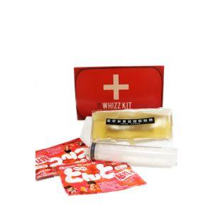 Whizz Kit Refillable Unisex Synthetic Urine Novelty Kit 3 Oz