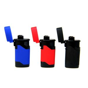 Victory Multi Color Torches Refillable Lighter 12 CT