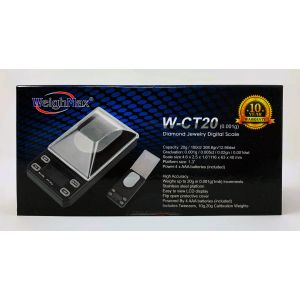WeighMax W-CT20 Diamond Jewelry Digital Scale 0.001g