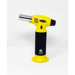Whip It Ion Lite Torch Jet Flame Adjustable Yellow Black Color