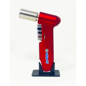 Whip It Blaze Torch Jet Powerful Flame red Color