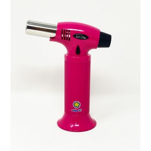 Whip It Ion Lite Torch Jet Flame Adjustable Pink Color