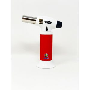 Whip It Ion Lite Torch Jet Flame Adjustable Red White Color