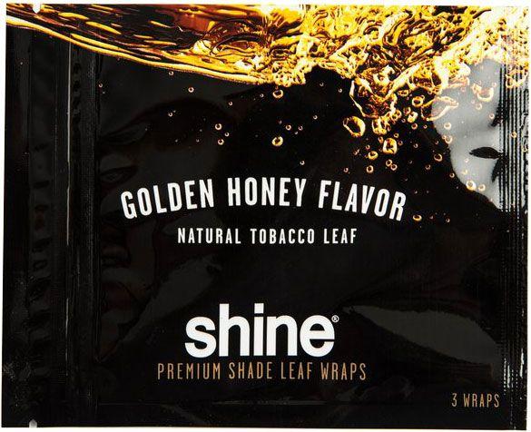 Shine Rolling Leaf