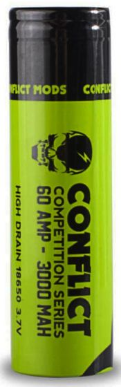 Conflict Competition Series 40Amp 3000Mah 3.7V
