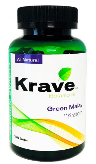 Krave Green Malay Kratom