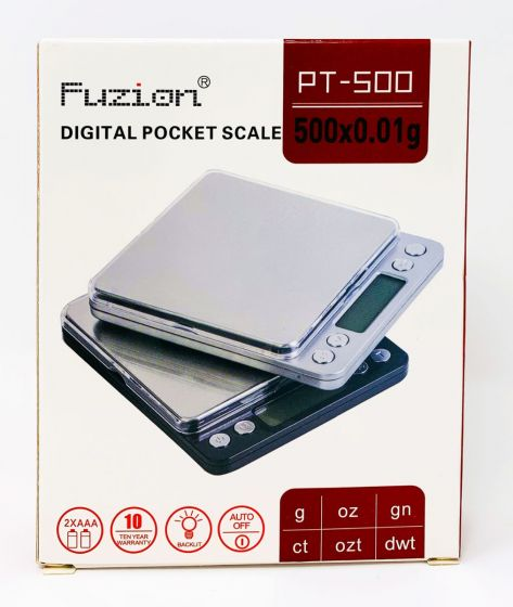 Fuzion Digital Scale PT 500