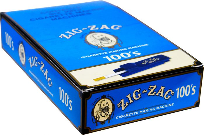 Zig-Zag Six 100's Cigarette Making Machine