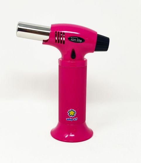 Whip It Ion Lite Torch Single Jet Flame