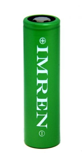 Imren Lithium Ion 3200Mah High Drain Rechargeable Battery