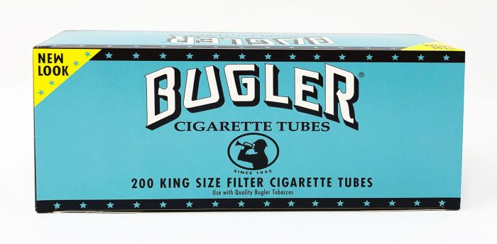 Bugler New Look Cigarette Tubes