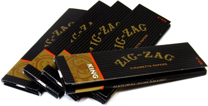 Zig Zag King Size Smoking Papers