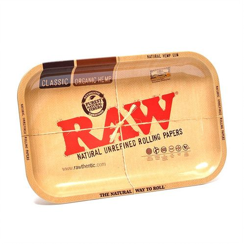RAW Metal Tray Medium Large