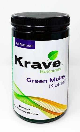 Krave Greem Malay Kratom Powder 250g