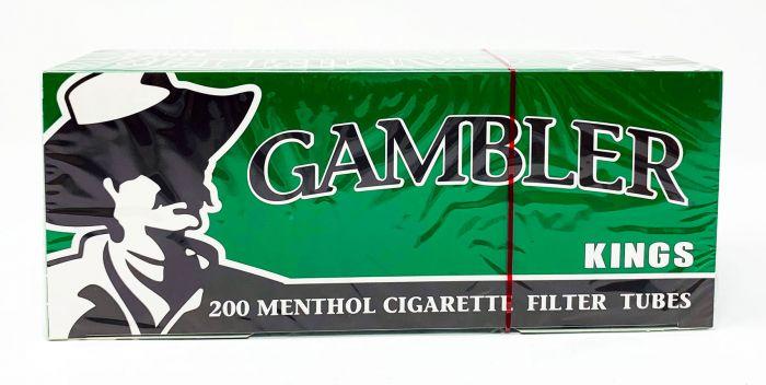 Gambler King Size Filter Tubes
