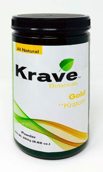 Kratom Gold Powder 250g
