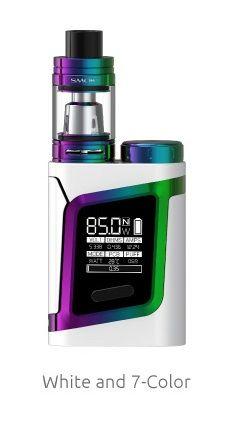 Smok AL85 Kit White And 7 Color 85W